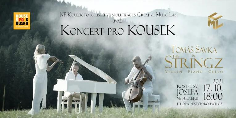 Koncert Kousek proKousek