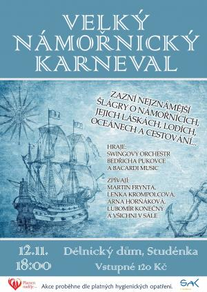 Velký námořnický karneval 1